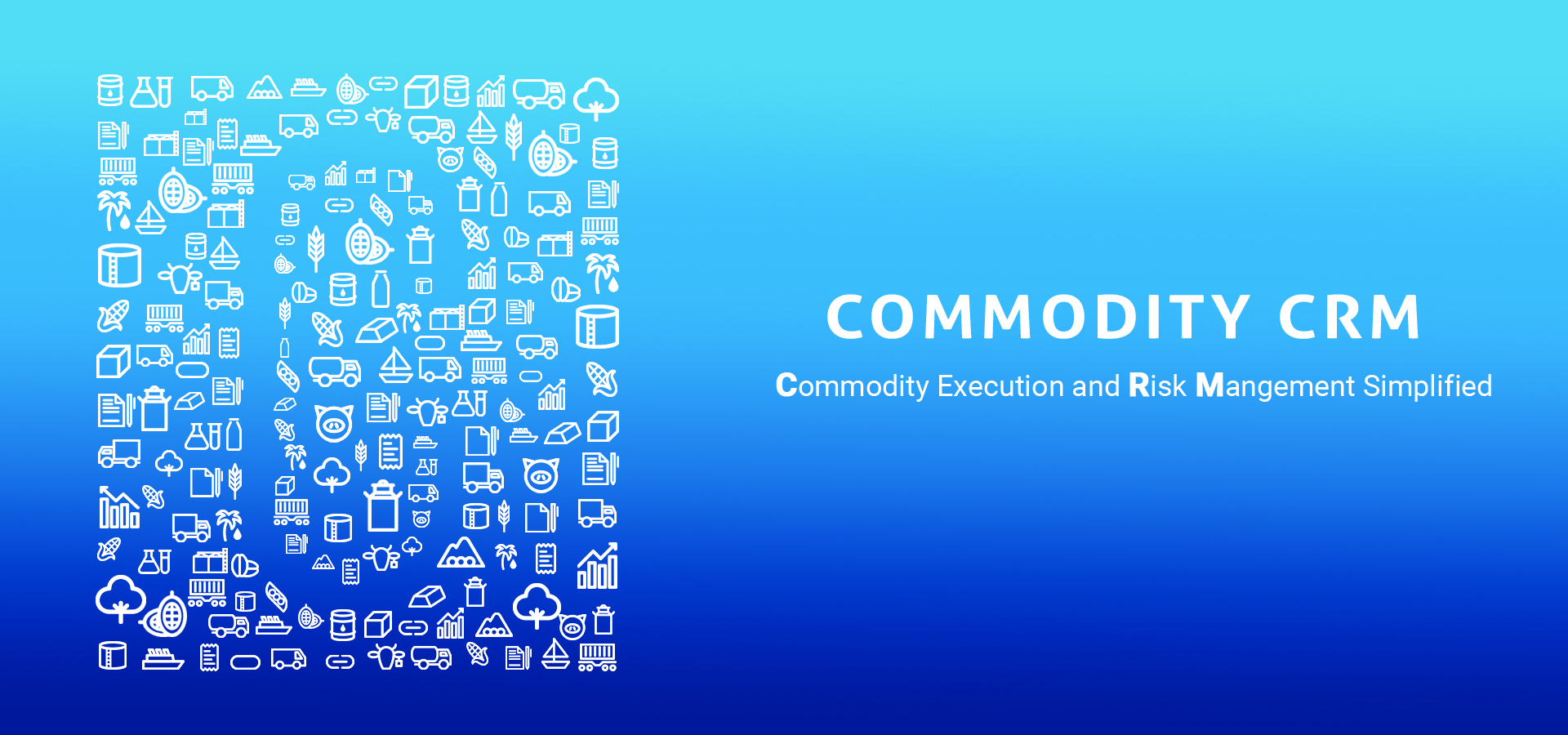 Commodity CRM Home